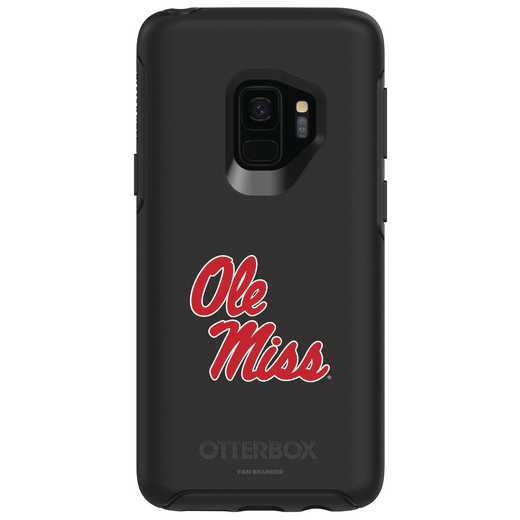GAL-S9-BK-SYM-MS-D101: FB Mississippi OB SYMMETRY Case for Galaxy S9