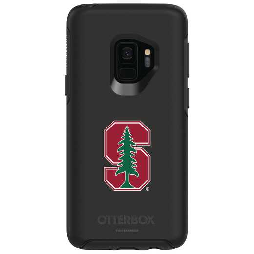 GAL-S9-BK-SYM-STA-D101: FB Stanford OB SYMMETRY Case for Galaxy S9