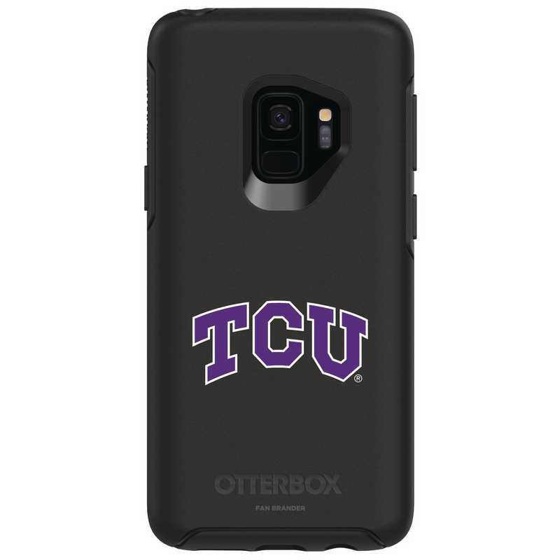 GAL-S9-BK-SYM-TCU-D101: FB TCU OB SYMMETRY Case for Galaxy S9