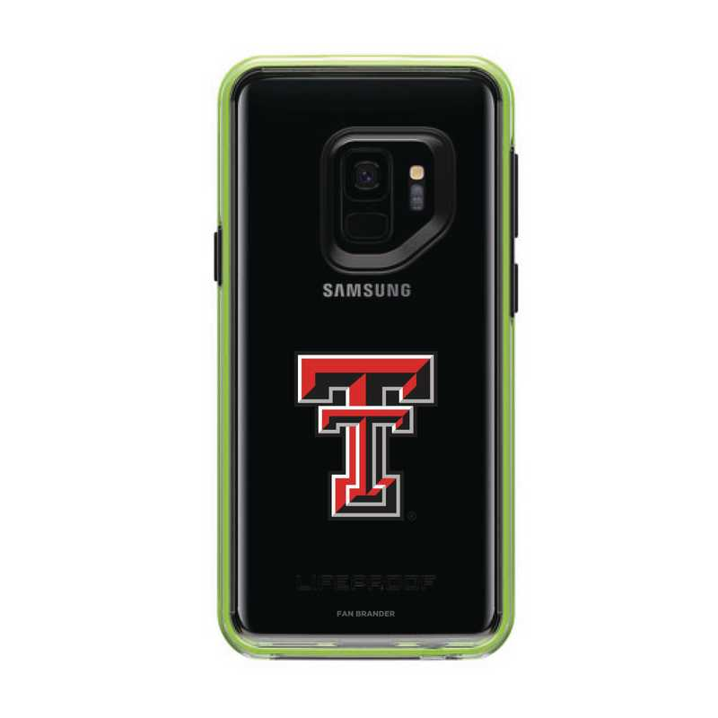 GAL-S9-NF-SLA-TT-D101: FB Texas Tech SLAM FOR GALAXY S9