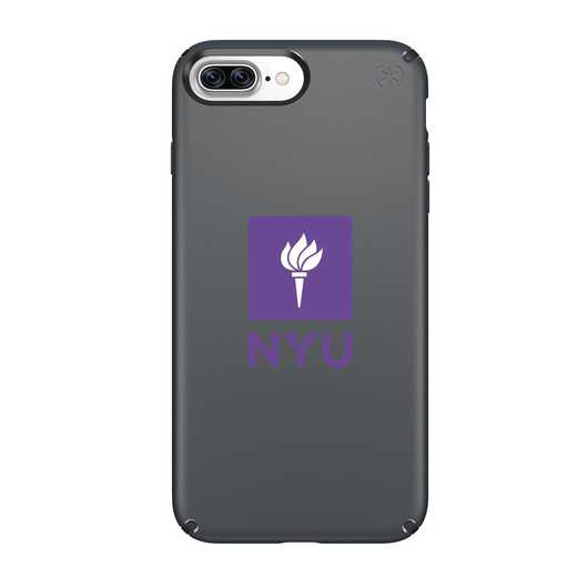 IPH-87P-BK-PRE-NYU-D101: FB NYU iPhone 8 and iPhone 7 Plus Speck Presidio