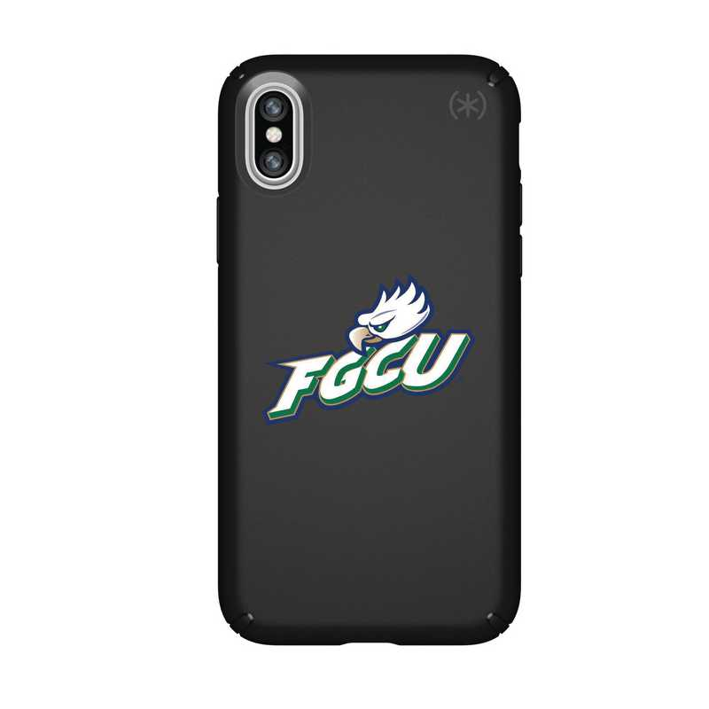 IPH-X-BK-PRE-FGCU-D101: FB Florida Gulf Coast iPhone X Presidio