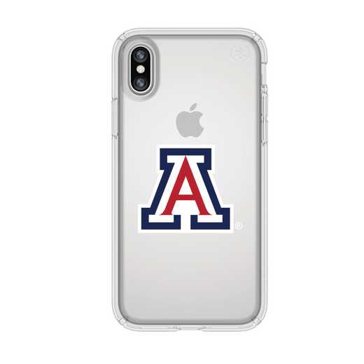 IPH-X-CL-PRE-ARZ-D101: FB Arizona iPhone X Presidio Clear