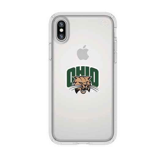 IPH-X-CL-PRE-OHU-D101: FB Ohio iPhone X Presidio Clear