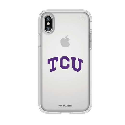 IPH-X-CL-PRE-TCU-D101: FB TCU iPhone X Presidio Clear