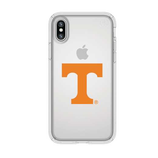 IPH-X-CL-PRE-TEN-D101: FB Tennessee iPhone X Presidio Clear