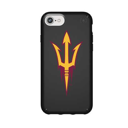 IPH-876-BK-PRE-ARS-D101: FB Arizona St iPhone 8/7/6S/6 Presidio