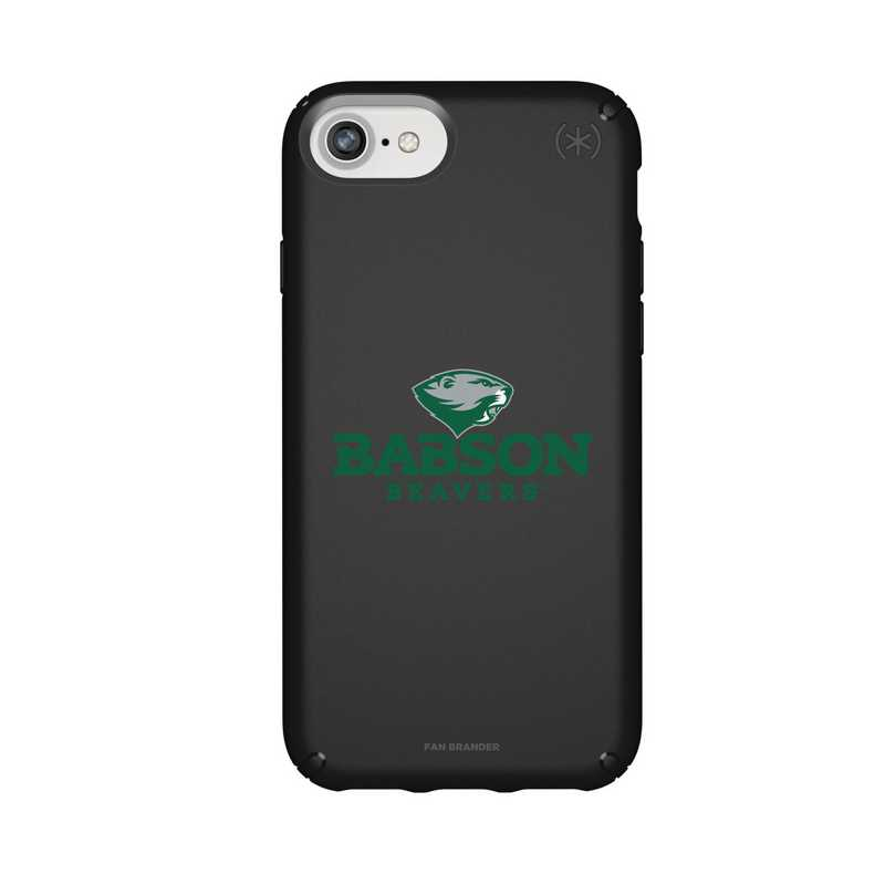 IPH-876-BK-PRE-BAB-D101: FB Babson iPhone 8/7/6S/6 Presidio