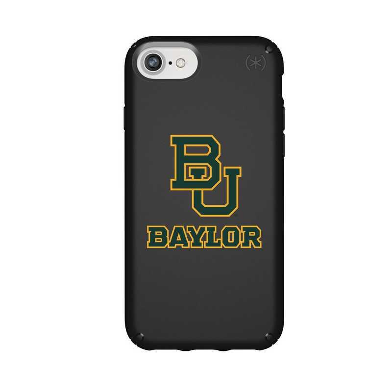 IPH-876-BK-PRE-BAY-D101: FB Baylor iPhone 8/7/6S/6 Presidio