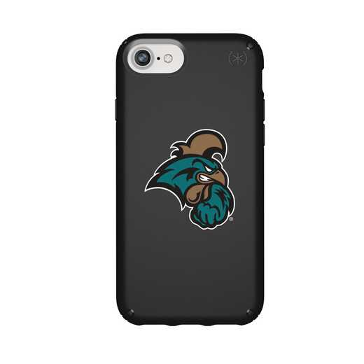 IPH-876-BK-PRE-CCU-D101: FB Coastal Carolina iPhone 8/7/6S/6 Presidio