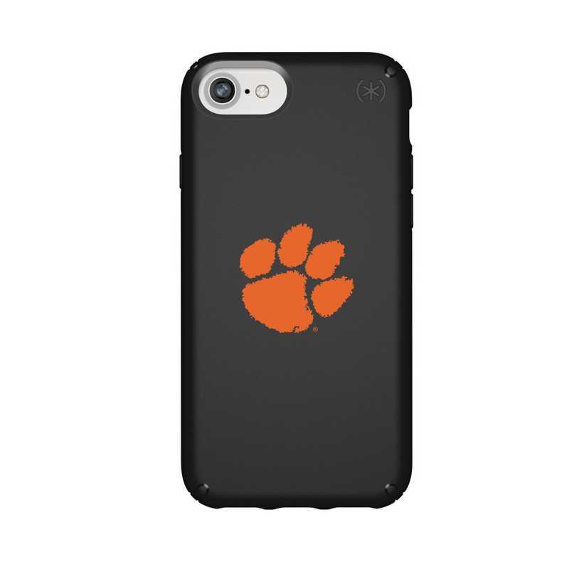 IPH-876-BK-PRE-CL-D101: FB Clemson iPhone 8/7/6S/6 Presidio