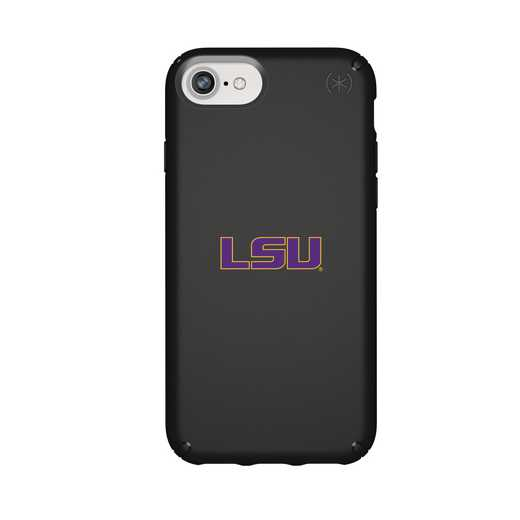IPH-876-BK-PRE-LSU-D101: FB LSU iPhone 8/7/6S/6 Presidio