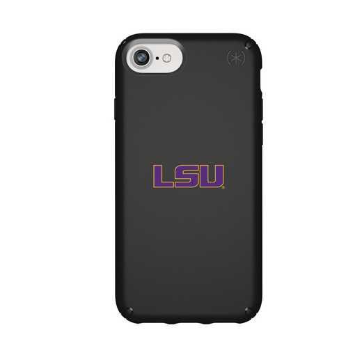 IPH-876-BK-PRE-LSU-D101: FB LSU iPhone 8/7/6S/6 Presidio