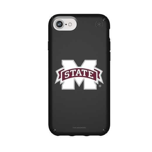 IPH-876-BK-PRE-MSST-D101: FB Mississippi St iPhone 8/7/6S/6 Presidio
