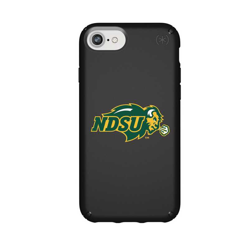 IPH-876-BK-PRE-NDSU-D101: FB North Dakota St iPhone 8/7/6S/6 Presidio