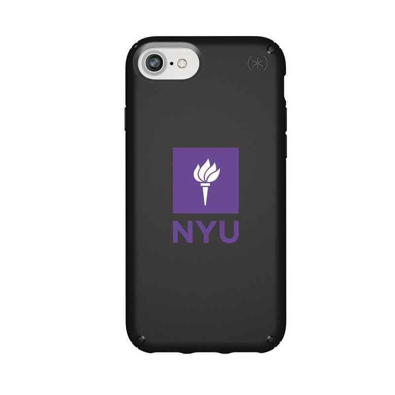 IPH-876-BK-PRE-NYU-D101: FB NYU iPhone 8/7/6S/6 Presidio