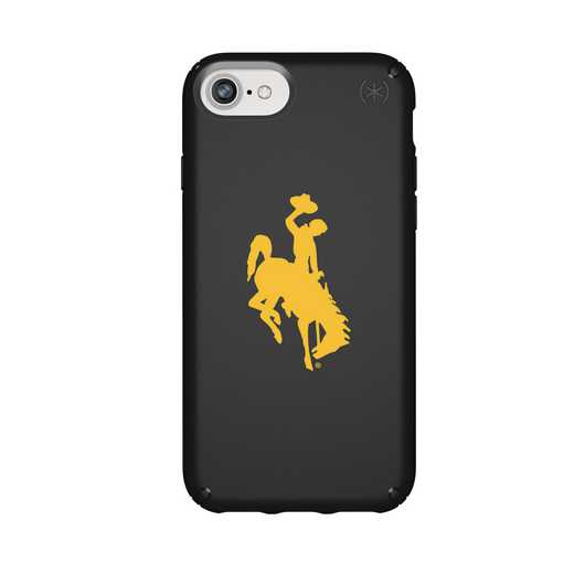 IPH-876-BK-PRE-WY-D101: FB Wyoming iPhone 8/7/6S/6 Presidio