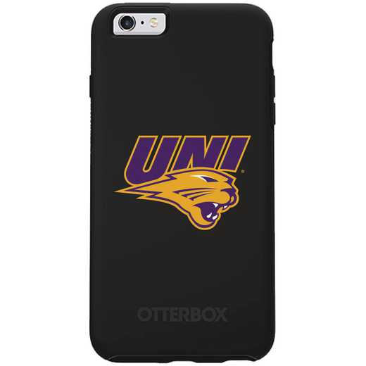IPH-66S-BK-SYM-UNI-D101: FB Northern Iowa OB SYMMETRY IPN 6/6S