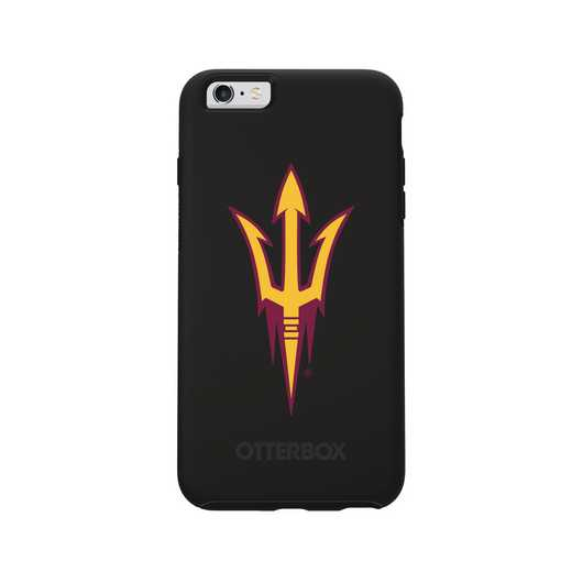 IPH-6SP-BK-SYM-ARS-D101: FB Arizona St OB SYMMETRY IPN 6 PLUS/6S PLUS