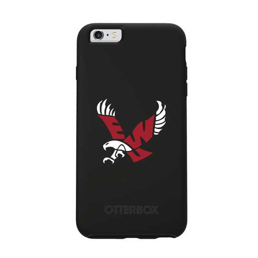 IPH-6SP-BK-SYM-EWU-D101: FB Eastern Washington OB SYMMETRY IPN 6 PLUS/6S PLUS