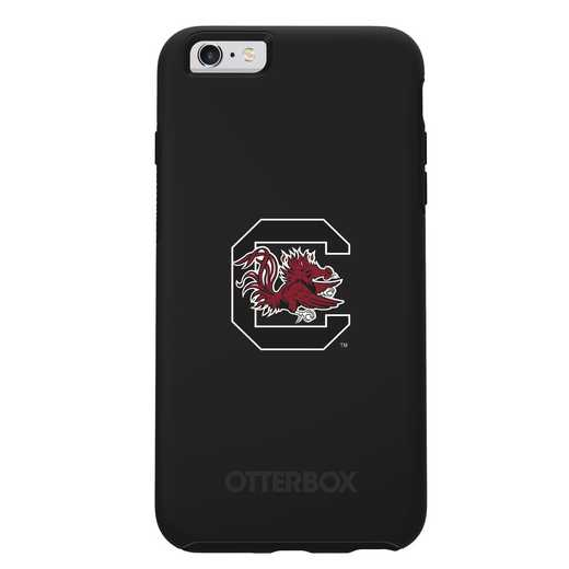 IPH-6SP-BK-SYM-USC-D101: FB South Carolina OB SYMMETRY IPN 6 PLUS/6S PLUS