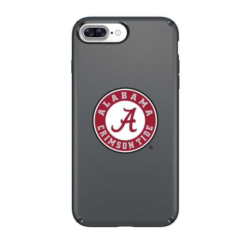 IPH-87P-BK-PRE-AL-D101: FB Alabama iPhone 8 and iPhone 7 Plus Speck Presidio