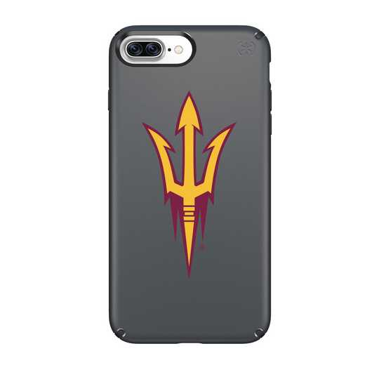 IPH-87P-BK-PRE-ARS-D101: FB Arizona St iPhone 8 and iPhone 7 Plus Speck Presidio