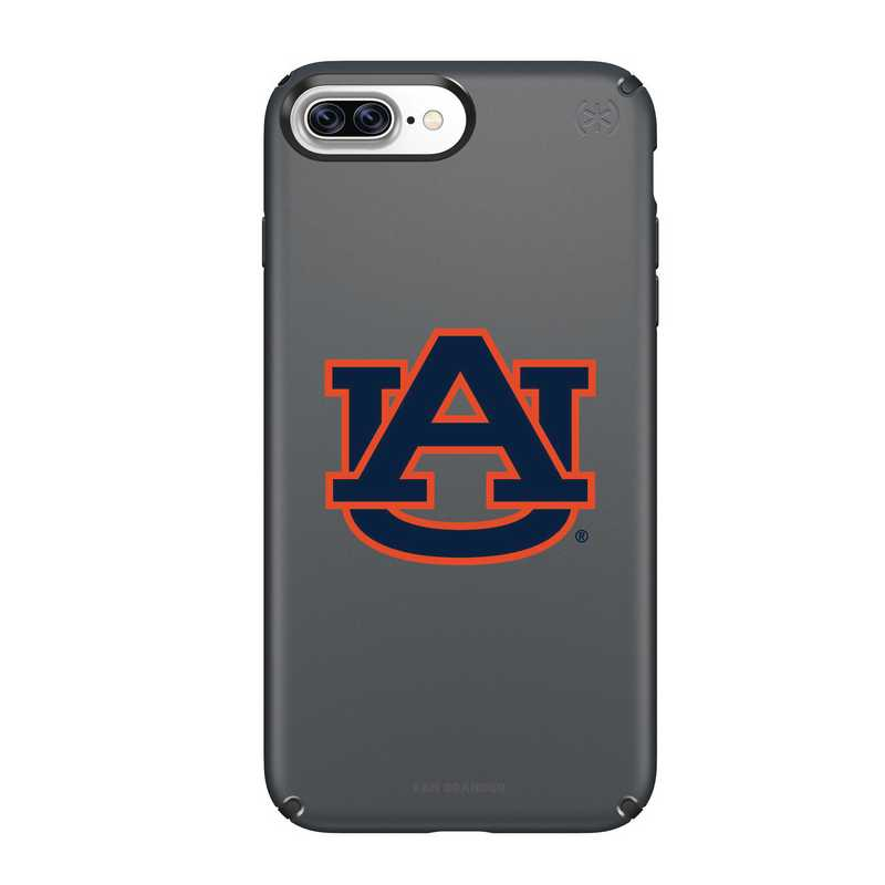 IPH-87P-BK-PRE-AUB-D101: FB Auburn iPhone 8 and iPhone 7 Plus Speck Presidio