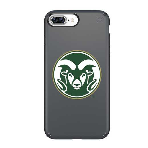 IPH-87P-BK-PRE-CSU-D101: FB Colorado St iPhone 8 and iPhone 7 Plus Speck Presidio