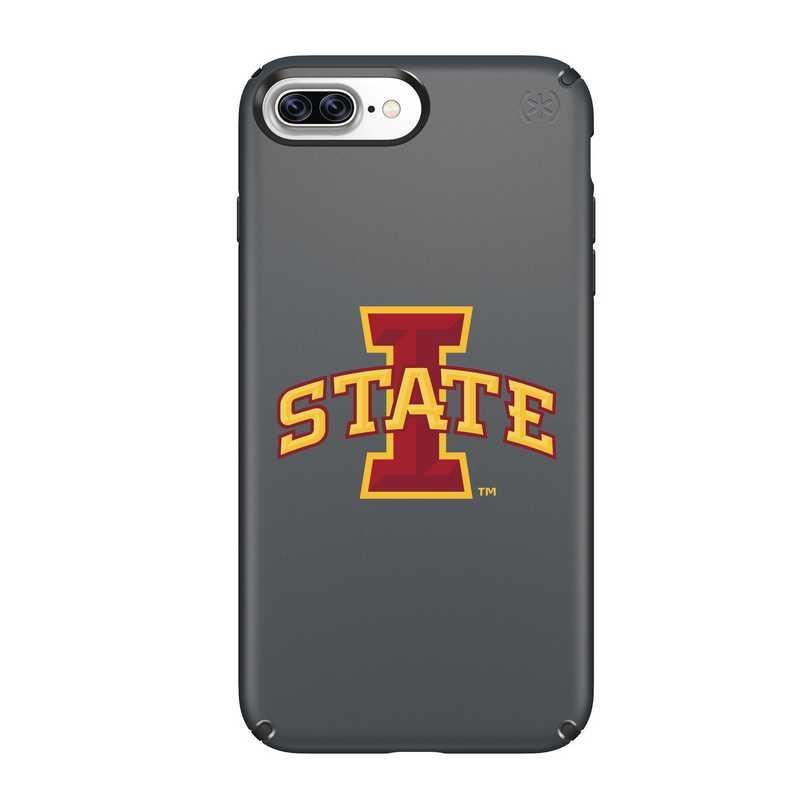 IPH-87P-BK-PRE-IAS-D101: FB Iowa St iPhone 8 and iPhone 7 Plus Speck Presidio