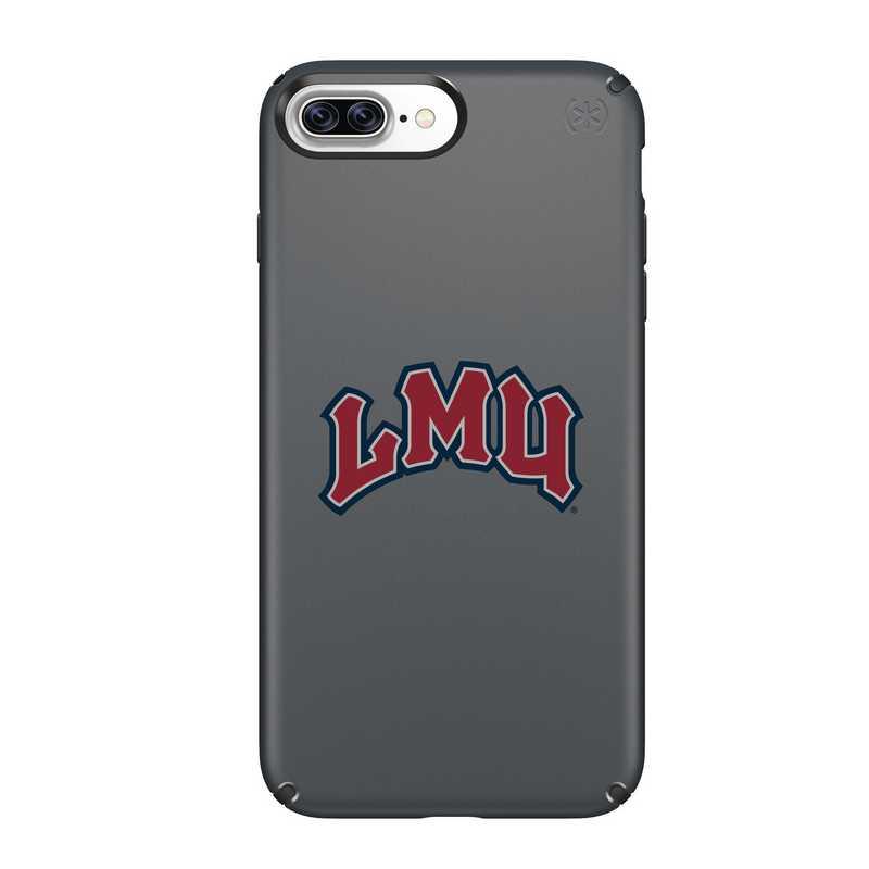 IPH-87P-BK-PRE-LMU-D101: FB Loyola Marymount iPhone 8 and iPhone 7 Plus Speck Presidio