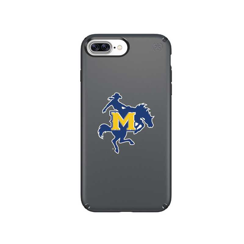 IPH-87P-BK-PRE-MNS-D101: FB McNeese St iPhone 8 and iPhone 7 Plus Speck Presidio