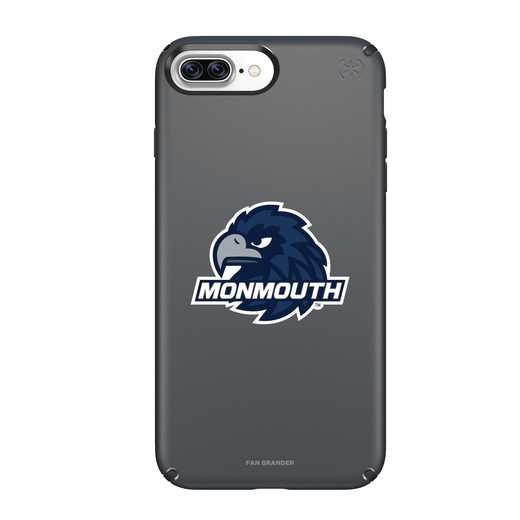 IPH-87P-BK-PRE-MONU-D101: FB Monmouth iPhone 8 and iPhone 7 Plus Speck Presidio