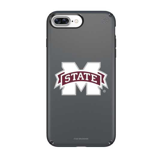 IPH-87P-BK-PRE-MSST-D101: FB Mississippi St iPhone 8 and iPhone 7 Plus Speck Presidio