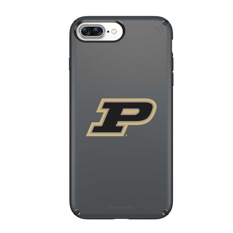 IPH-87P-BK-PRE-PUR-D101: FB Purdue iPhone 8 and iPhone 7 Plus Speck Presidio