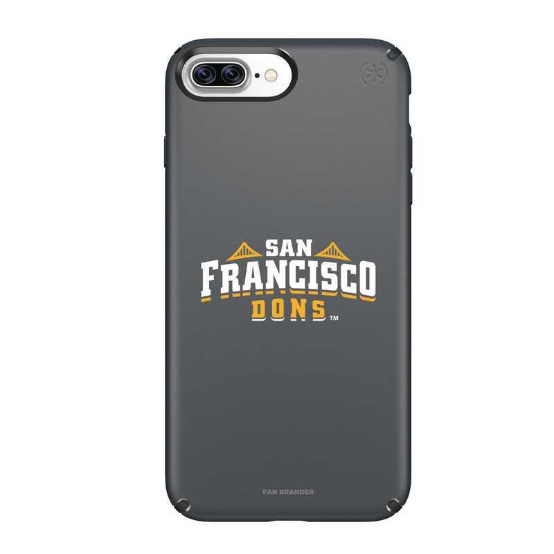 IPH-87P-BK-PRE-SANF-D101: FB San Francisco iPhone 8 and iPhone 7 Plus Speck Presidio