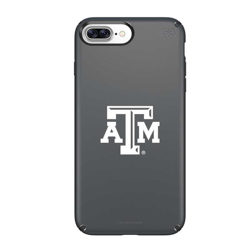 IPH-87P-BK-PRE-TAM-D101: FB Texas A&M iPhone 8 and iPhone 7 Plus Speck Presidio