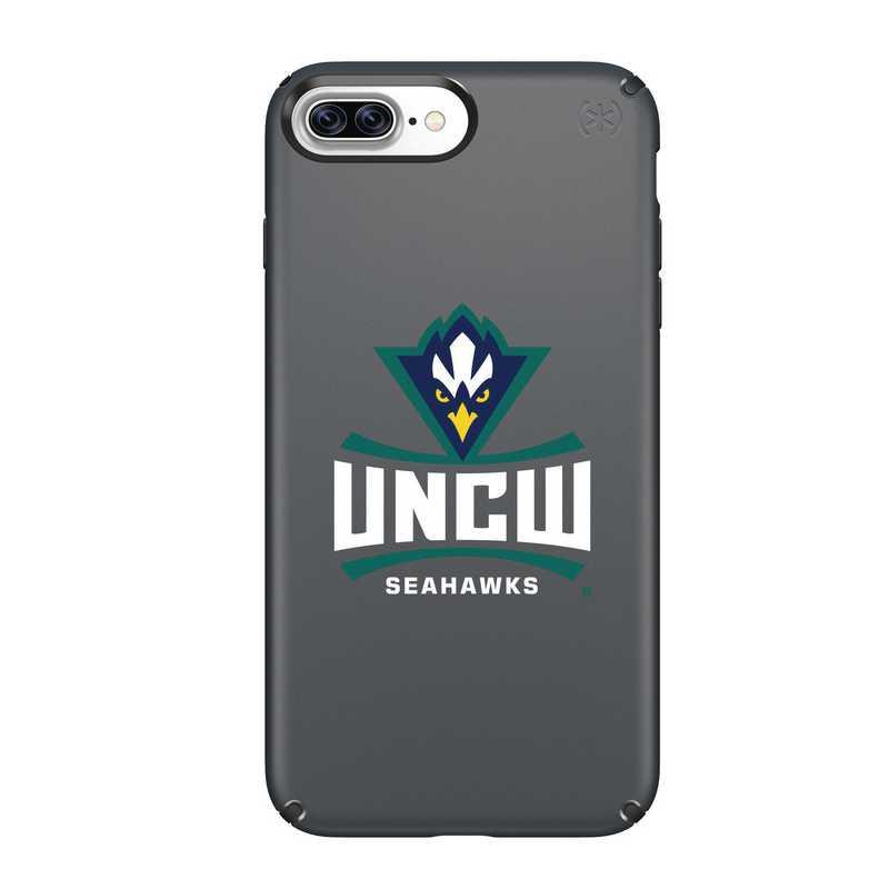 IPH-87P-BK-PRE-UNCW-D101: FB UNC Wilmington iPhone 8 and iPhone 7 Plus Speck Presidio