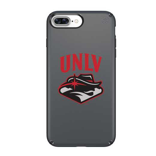 IPH-87P-BK-PRE-UNLV-D101: FB UNLV iPhone 8 and iPhone 7 Plus Speck Presidio