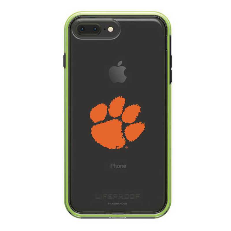 cheap for discount 52fbb af0c6 LifeProof NIGHT FLASH SLAM case W/ Clemson Tigers for iPhone 8 Plus /  iPhone 7 Plus