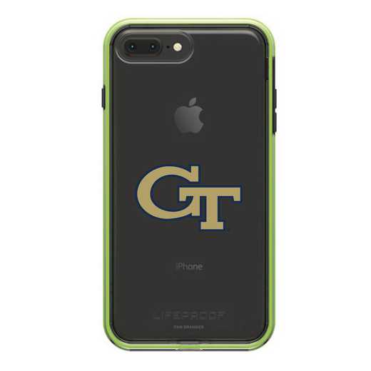 IPH-87P-NF-SLA-GT-D101: FB Georgia Tech SL?M  iPHONE 8 PLUS  AND iPHONE 7 PLUS