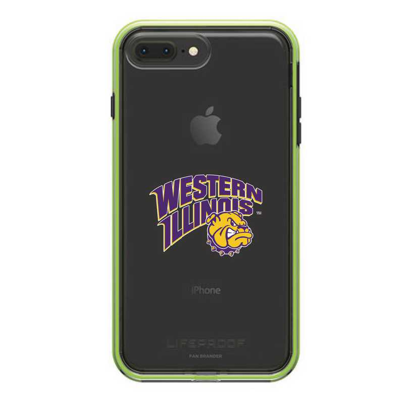 IPH-87P-NF-SLA-WILU-D101: FB Western Illinois SL?M  iPHONE 8 PLUS  AND iPHONE 7 PLUS