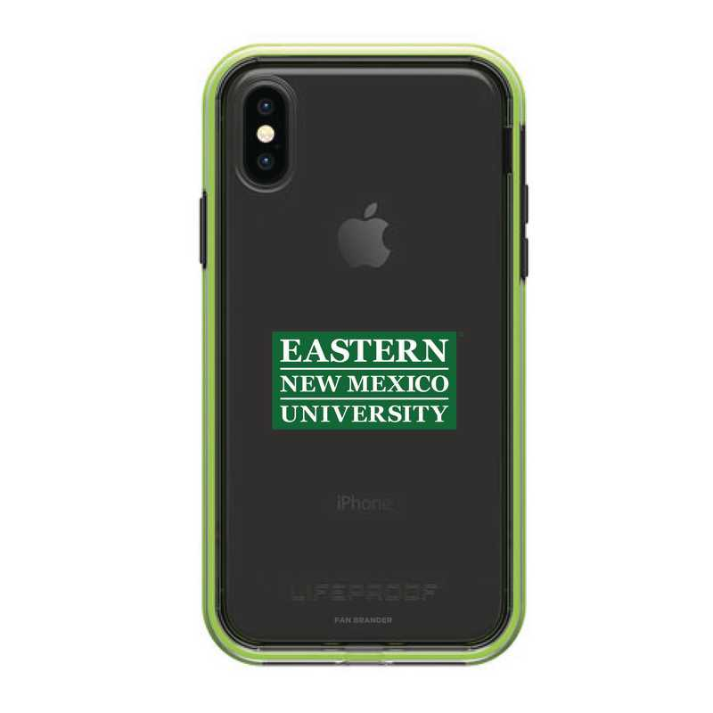 IPH-X-NF-SLA-ENMU-D101: FB Eastern New Mexico SL?M  iPHONE X
