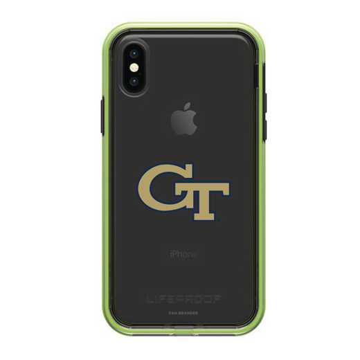 IPH-X-NF-SLA-GT-D101: FB Georgia Tech SL?M  iPHONE X