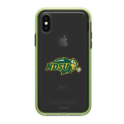 IPH-X-NF-SLA-NDSU-D101: FB North Dakota St SL?M  iPHONE X