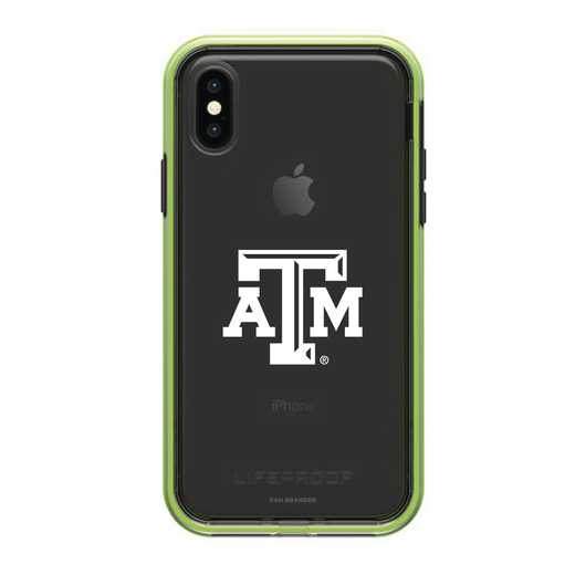 IPH-X-NF-SLA-TAM-D101: FB Texas A&M SL?M  iPHONE X