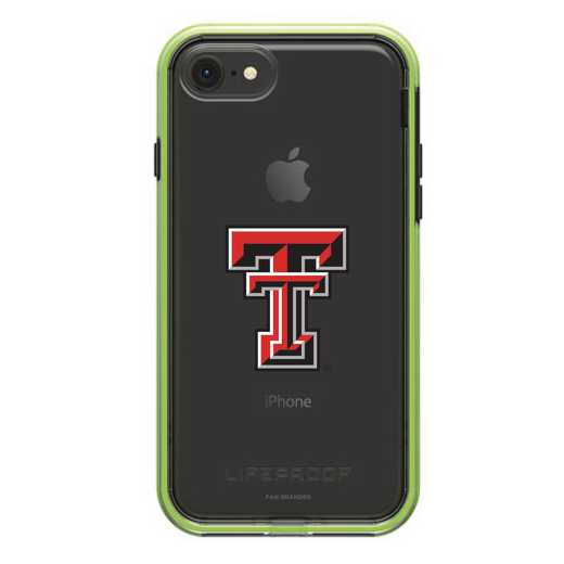 IPH-87-NF-SLA-TT-D101: FB Texas Tech SL?M  iPHONE 8 AND iPHONE 7