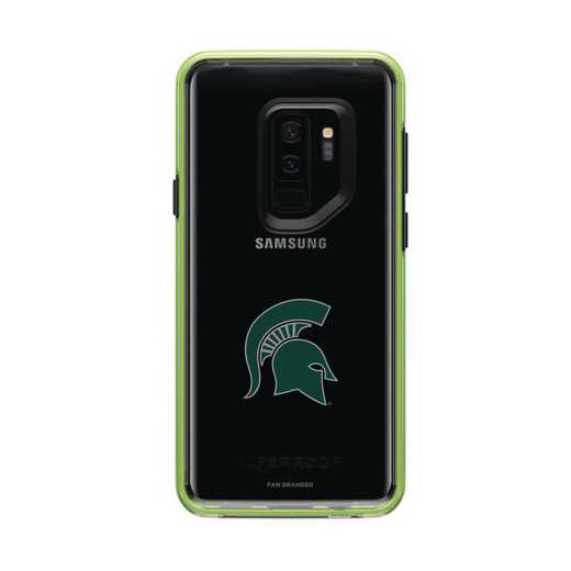 GAL-S9P-NF-SLA-MCS-D101: FB Michigan St SLAM FOR GALAXY S9+