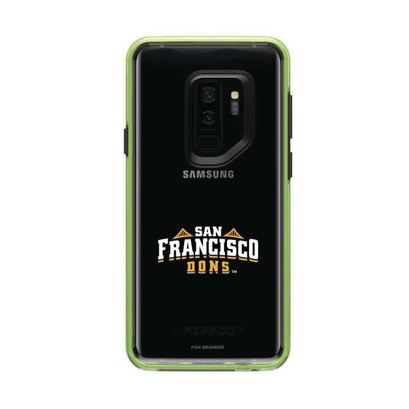 GAL-S9P-NF-SLA-SANF-D101: FB San Francisco SLAM FOR GALAXY S9+