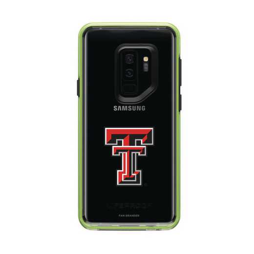 GAL-S9P-NF-SLA-TT-D101: FB Texas Tech SLAM FOR GALAXY S9+